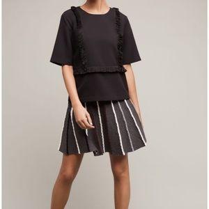 """Anthropologie eri + ali """"Abby """" Knit Mini Skirt"""